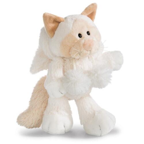 בובת NICI חתול לבן