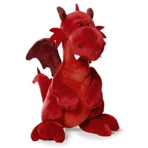 בובת NICI דרקון אדום